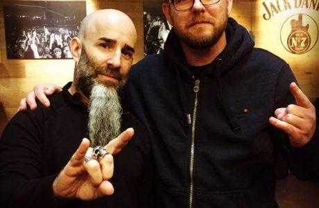 Scott Ian + Thomsen