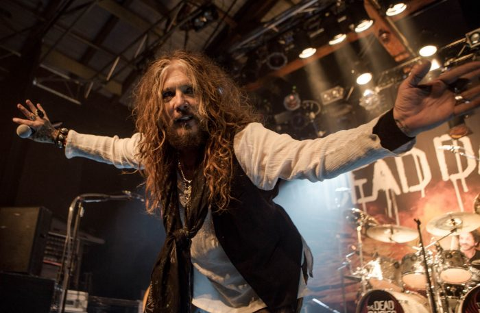 The Dead Daisies (10 of 1)